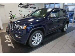2017 Jeep Grand Cherokee Limited- LEATHER, SUNROOF, ALLOY WHEELS