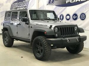 2016 Jeep Wrangler Trail Rated 3.6L