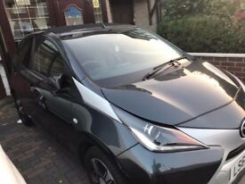 Toyota Aygo 2016 Stunning colour and Low Mileage 5 door Converiable