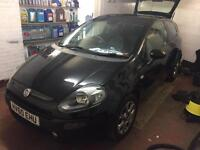 1 owner from new fiat punto 1.4 evo gp