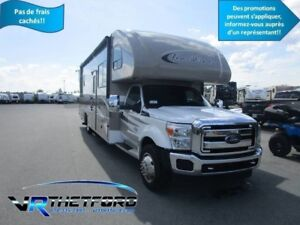 2014 Four Winds THOR M-33SW F550 SUPER DUTY
