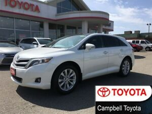 2014 Toyota Venza LIMITED --AWD--NAVIGATION--HEATED LEATHER--ROO