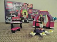 Lego Friends Andrea's Stage 3932 (retired set)