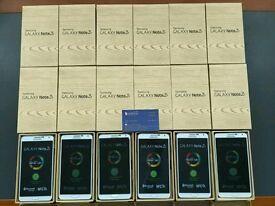 Samsung Galaxy Note 3 N9005 unlocked sealed brand new pristine mint condition