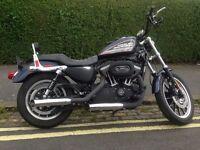 Harley Davidson Sportster Stage 2 Tuned!