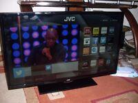 JVC 32 inch built-in wifi smart full HD LED TV (LT-32C470)
