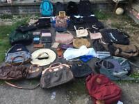 Joblot arond 45 ladies bag mixed used £22