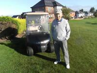 Ezgo Electric Golf Cart/Buggy-Superb Condition!