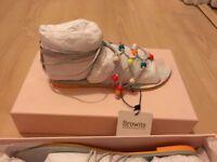 Sophia Webster BNIB Arielle Flats Size 5.5 / 38.5