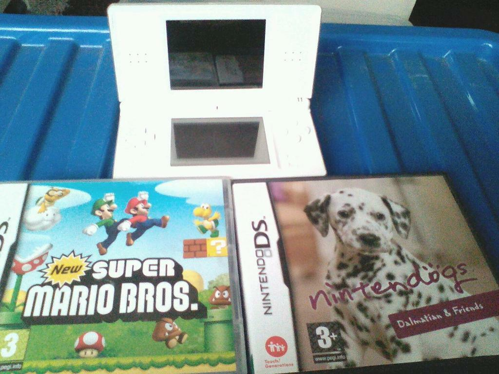 NINTENDO DS CONSOLE BUNDLE