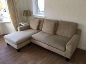 Corner dwell sofa, LH or RH option