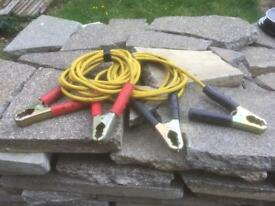 16 mm jump leads
