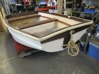 grp pram dinghy