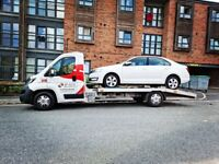VAN CAR RECOVERY VEHICLE COLLECTION DELIVERY BASED IN MANCHESTER / ROCHDALE / OLDHAM / NORTH WEST