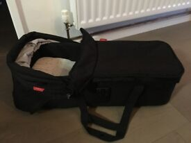 Phil & Teds snug baby carrycot