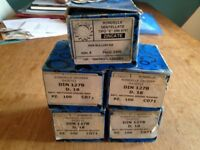 Heavy Duty Spring Washers (5 boxs) approx 500 pieces