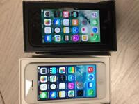 iphone 5 black and white availble 16gb unlocked £90 great condition no offers no swaps