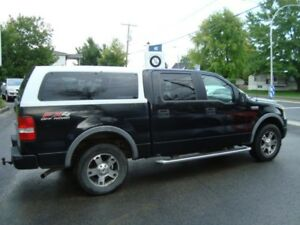 2005 Ford F-150 FX4 OFFROAD 4X4 SUPERCREW