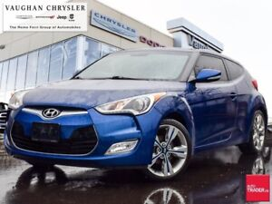 2016 Hyundai Veloster 1 Owner * Navigation * P.sunroof *