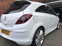 Vauxhall Corsa SRI 1.4L