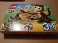 lego creator forest animals set 31019 Brand New Sealed In Box