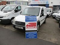 FORD TRANSIT CONNECT CREW T220 D/C 2009 LOW MILEAGE