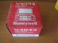 Honeywell Zone Valve V4043