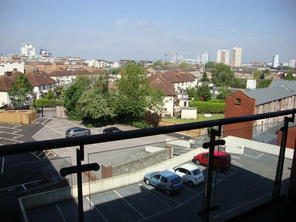 2 Bed Flat To Rent In The Heart Of Cardiff Bay