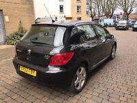 Peugeot 307 2.0 HDI diesel 12 month mot