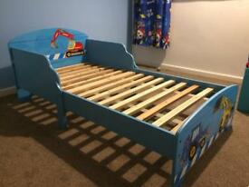 Boys toddler bed