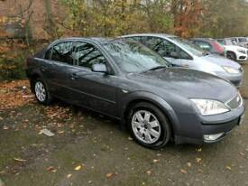 Ford Mondeo 2.0Zetec Automatic - Very Low Miles