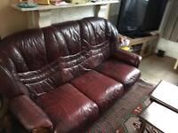 Sofa available for collection