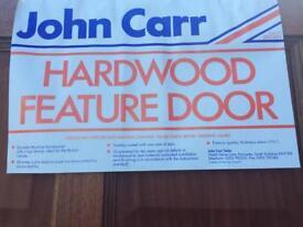 John Carr external hardwood door