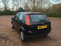 Ford Fiesta 1.2 finesse 03 reg just had new clutch mot may 2017 low insurance 48+ mpg