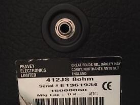 Peavey 4x12 speaker cab