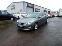 2012(62reg) Hyundai i40 Premium Blue-Drive Estate-Car £3495
