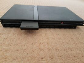 Sony Playstation 2 console. Sony Playstation 2 console. BARGAIN