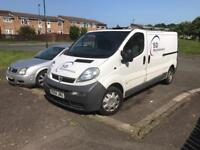 2004 Vauxhall vivaro 1.9 diesel tested drive away