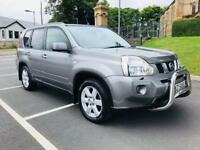 OCTOBER 2007 NISSAN XTRAIL AVENTURA EXPL DCI FULLY LOADED JUST BEEN FULLY SERVICED