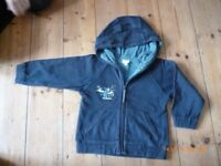 Monsoon boys helicopter jacket age 3-4 years