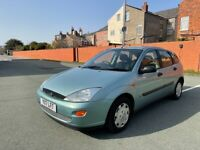 Ford, FOCUS, Hatchback, 2001, Manual, 1596 (cc), 5 doors