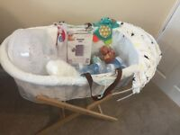 Baby Bundle with Moses basket
