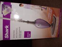 For sale BRAND New Unused Shark Steam Mop, Sanitises Floors,