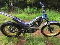 Sherco Trials Bike 250 2011 (gasgas,sherco,trials bike, scores)