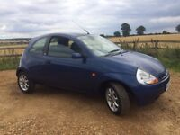 CHEAP CAR FORD KA 2008 FULL SERVICE AND MOT - LOOKS & DRIVES GREAT - 6 MONTHS WARRANTY