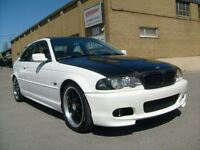 2002 BMW 330I CI, FINANCING IS AVAILABLE AS LOW AS 4.9% CRBN FIB