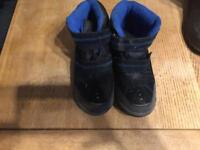 Boys boots size 12