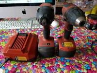 Hilti drill