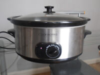 COOKWORKS SIGNATURE SLOW COOKER 6.2LITRE