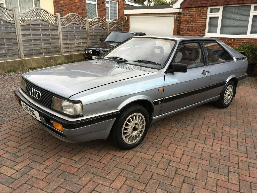 1986 AUDI 80 COUPE GT B2   in Worthing, West Sussex   Gumtree